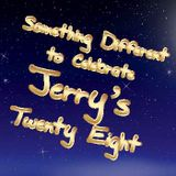 Something Different to Celebrate Jerry's Twenty Eight CD1