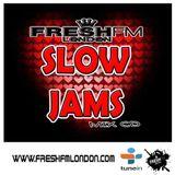 THE FRESH FAMILY SLOW JAM MIX CD
