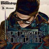 Hip Hop Mixtape (Novembre 2018) By DJ Sweetdrop