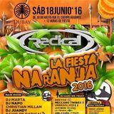 Ivanjazz & Dj Nen @ ((Radical)) Fiesta Naranja 2016 (Sala Dubay, Toledo, 18-06-16)