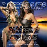 DJ Steeve.G.IMP Podcast 12 août 2015