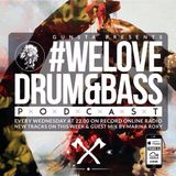 #WE LOVE DRUM&BASS PODCAST