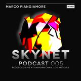 Skynet Podcast 005 with Marco Piangiamore (Recorded at Unikorn Chan, Los Angeles) Oct. 24 2015