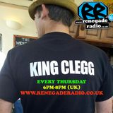 KING CLEGG &  I-CELT LIVE ON RENEGADE RADIO 07/22/2017