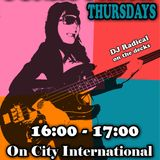 Funky Fresh Radio Show, Monday 17-1-13 With DJ Radical on City International 106.1 FM, Thessaloniki