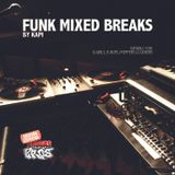 Funk Mixed Breaks Vol.1 (Bboy Part) 2010