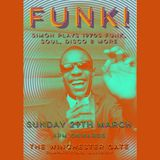 Funk! Live at The Gate (March 2015) - part 1