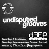 (02 06 2016) Damien Jay & Bruno Browing on d3ep radios Undisputed Grooves