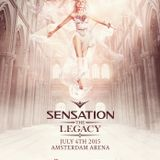 Oliver Heldens live @ Sensation The Legacy (Amsterdam Arena, Holland) – 04.07.2015
