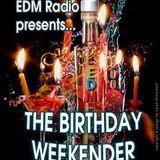 DJ Prezzy presents The Birthday Weekender