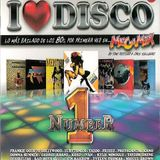 I Love Disco 80's Number 1 - Megamix