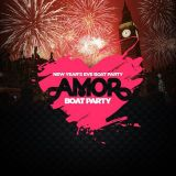 Amor New Years 3 in 1 Boat Party & two Clubs mix by DJ VanRock