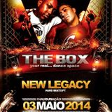 NEW LEGACY @  THE BOX SPACE, LEIRIA, PORTUGAL - 03.05.2014