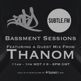 CORD - Bassment Sessions On Subtle.FM with Thanom [09.02.2016] [015]