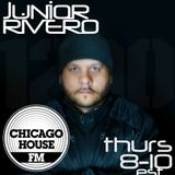 DJ JUNIOR RIVERO @ CHICAGO HOUSE FM 11.15.12