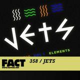 FACT mix 358 - JETS (Jimmy Edgar & Travis Stewart) (Nov '12)