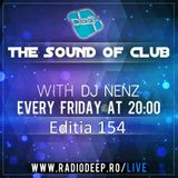 THESouND of club w. DJ NenZ - (Editia 154) (02 Mar 2018)