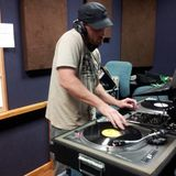 DJ EYEZ, VINYL MIX ON WMNF 88.5FM TAMPA, HIP-HOP, KENNY K CELEBRATION, OCTOBER 26, 2013, OLDSCHOOL H