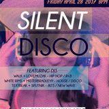 TEXTBEAK - DJ SET SILENT DISCO THE GROG SHOP CLEVELAND HTS OHIO APRIL 28 2017