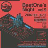 20161217 Beatone's Night - Jeong Ryul