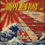 DJ Tomoki Psytrance Mix @ Happy New Blast 2018
