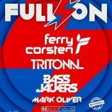 Ferry Corsten b2b Tritonal b2b Bassjackers - Live @ EchoStage, Washington DC (11.05.2013)