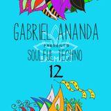 Gabriel Ananda Presents Soulful Techno 12 - Gabriel Ananda