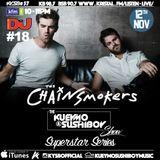 Kueymo & Sushiboy KFM Podcast Ep 57 ft The Chainsmokers