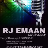 party show rj emaan and rj alee combine show