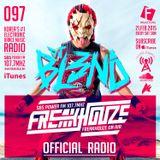 Freakhouze On Air 097 f.DJ Bl3nd