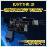 KOTOR 3: Han Shot First