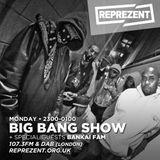 BIG BANG SHOW with Bankai Fam | 8th May 2017