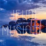 Jeudi Musique // Week 17.16 by Zic Zag