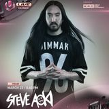 Steve Aoki @ Live at Ultra Music Festival 2018 [HQ]