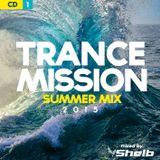 Shelb - Trance Mission Summer Mix (2015-CD1)