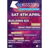 Kisstory -  Dance Mix 01 2016