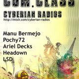 Set L.S.D. en Com.class y Cyberian club radio