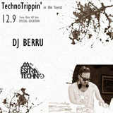 Dj Berru @ Estratechno 3rd Anniversary Showcase [TechnoTrippin' In The Forest]