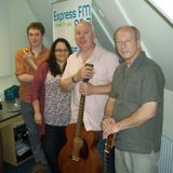 Russell Hill's Country Music Show on 93.7 Express FM featuring Pleasantville. 18th August 2013