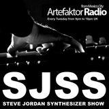 Artefaktor Radio Steve Jordan Synthesizer Show 180619