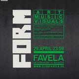 Captain Cosmotic pres. Nefelibata Jr. DJ Set at Form//Club Favela//Münster