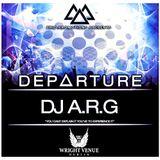 Trio Promotions Presents: DJ A.R.G - D E P A R T U R E (Competition Mix)