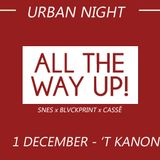 Cassé warm up @ All The Way Up
