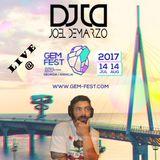 Joel DeMarzo Live at Gem Fest 2017 Part 1 - Estrella Damm Stage