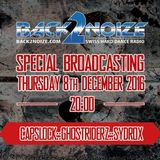08.12.2016 Back2Noize Radio Show- The Ghost Riderz