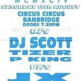 DJ Scott & MC Crazy B - Harmony Live @ Circus Circus - Side A