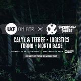 Logistics - UKF On Air X Forbidden Forest Festival (06-07-2017)