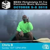 Chris B - 2018 WKDU Electronic Music Marathon