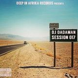 Deep in africa session 017 mixed by Dj Dadaman