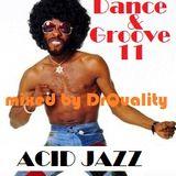 Acid Jazz - Dance & Groove 11